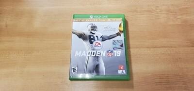 Madden '19 - Xbox One