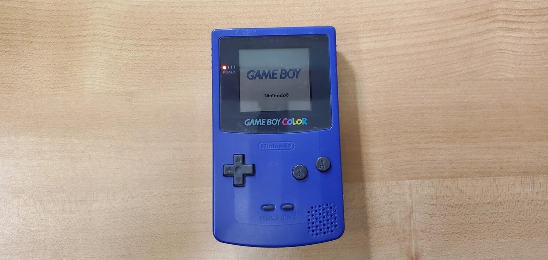Nintendo Game Boy Color - Purple