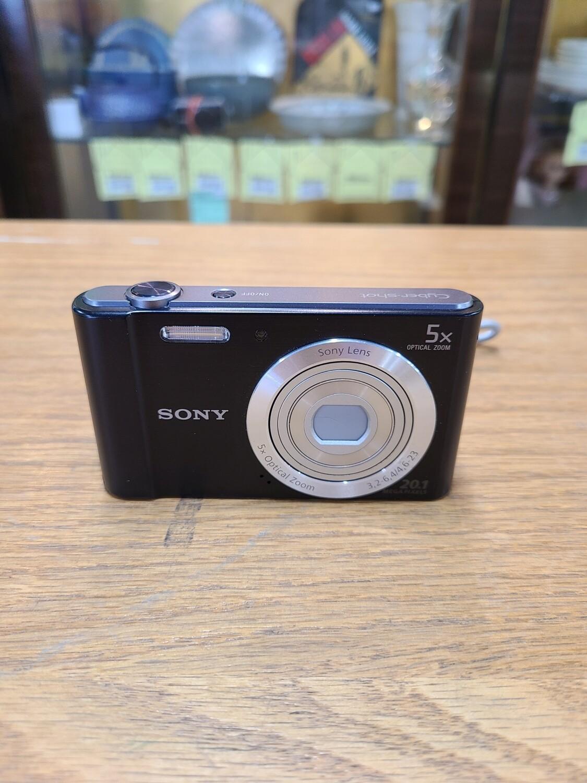 Sony SteadyShot DSC-W800