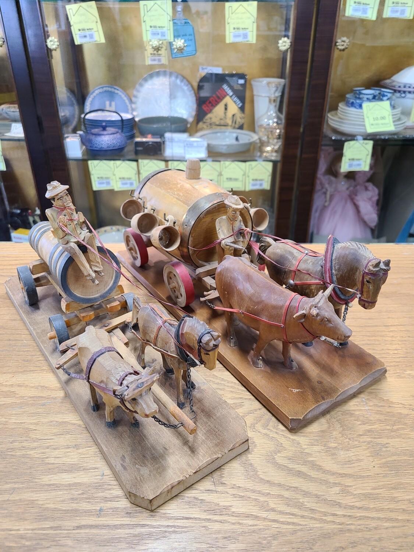 Folk Art Beer Wagons (2)