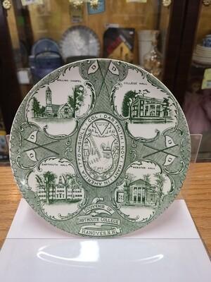 Dartmouth College Plate