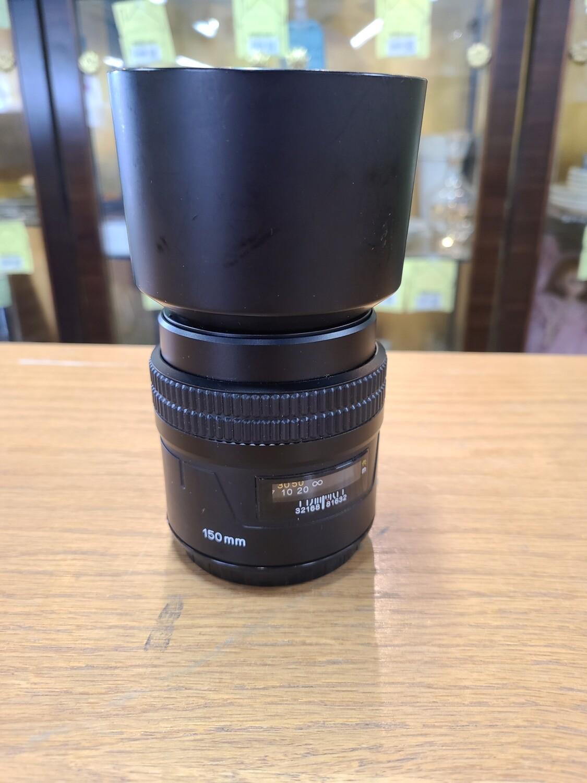 Mamiya 645 AF 150mm f/3.5