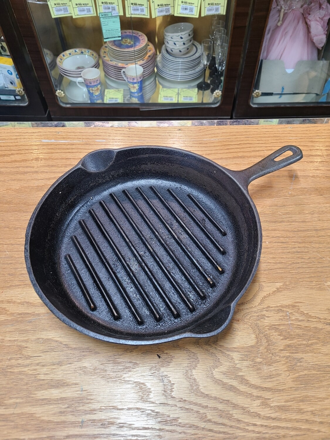 """Wagner Ware 11"""" Cast Iron Skillet"""