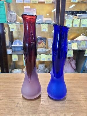 Ziemke Glass Vases (2)