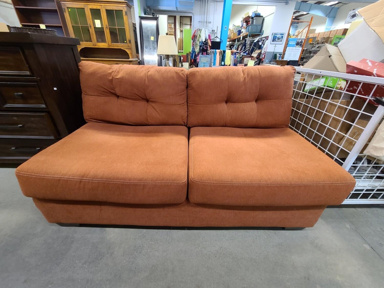 Armless Modern Sofa