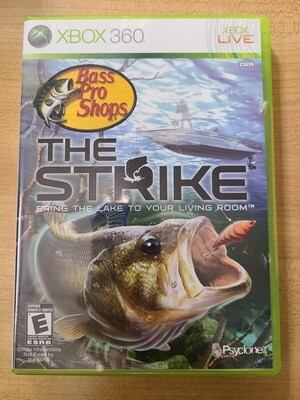 Bass Pro Shops: The Strike - Xbox 360