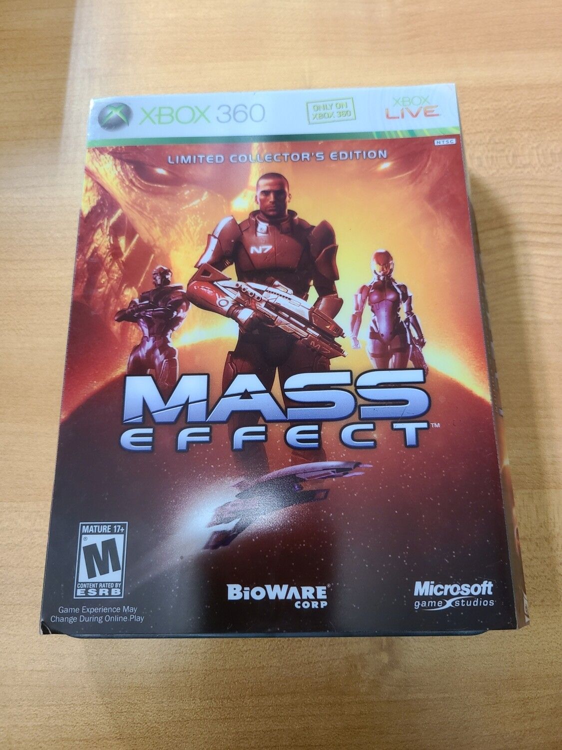 Mass Effect Collector's Edition - Xbox 360