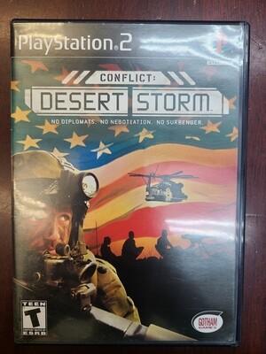 Conflict: Desert Storm - PS2