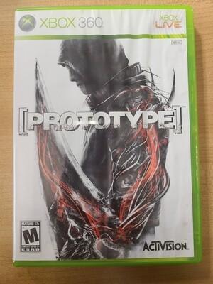 [PROTOTYPE] - Xbox 360