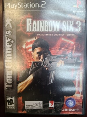 Rainbow Six 3 - PS2