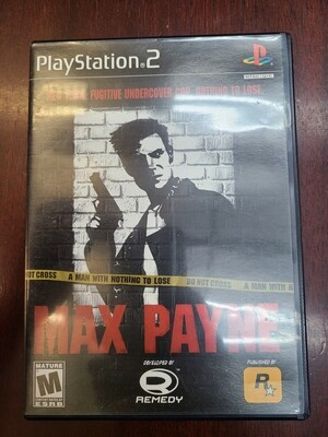 Max Payne - PS2