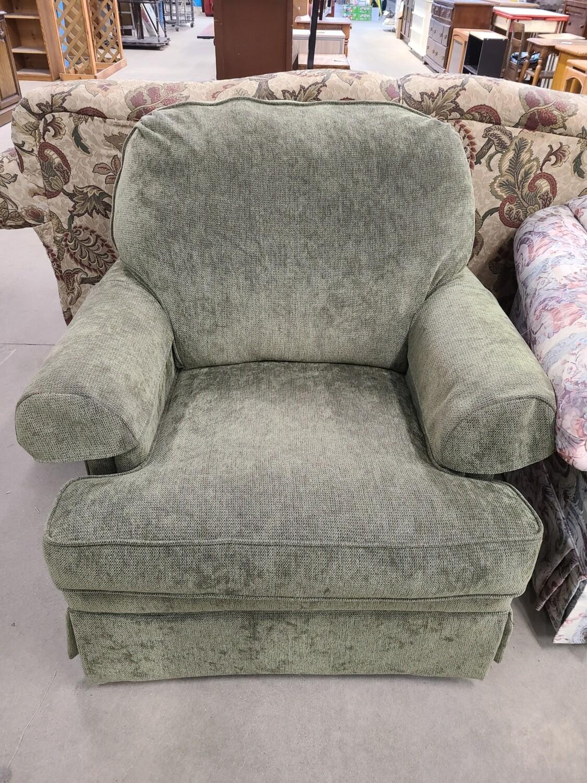 Green Armchair2