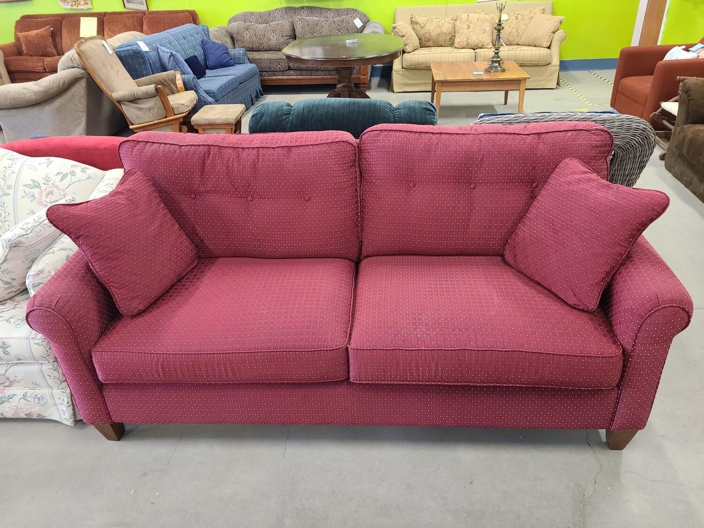 Red La-Z-Boy Sofa