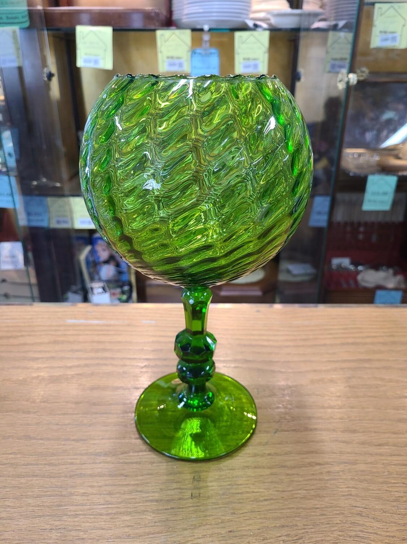 Gnesco Green Art Glass