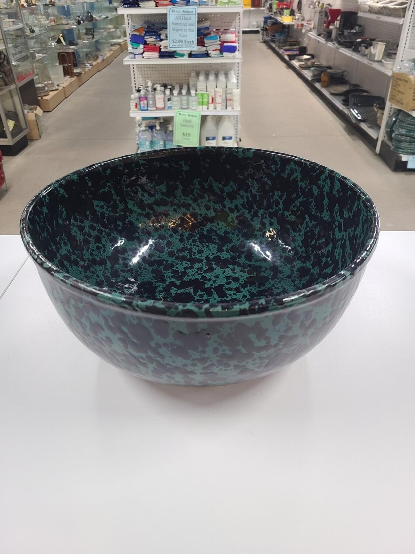 "Bennington Potters #2180 14.5"" Bowl"