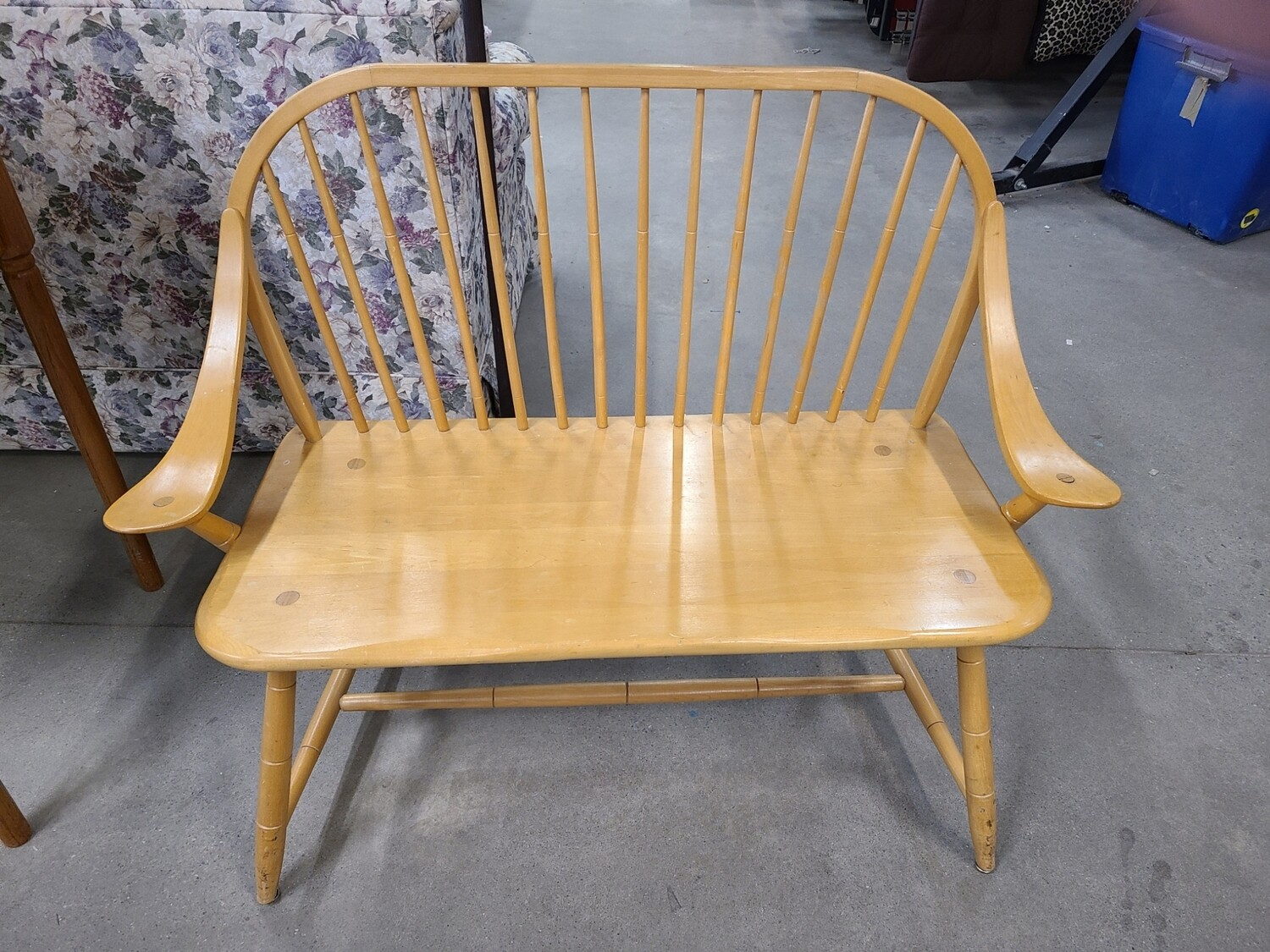 Hale of Vermont Bench