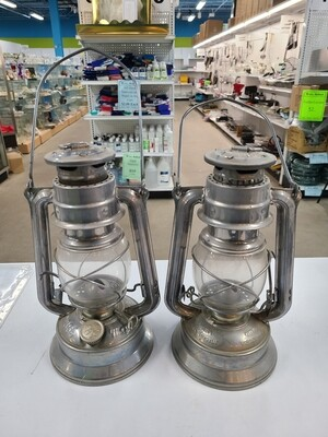 Oil Lamps (2)