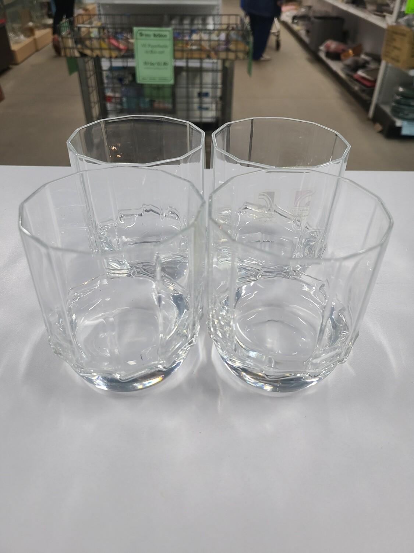 Luigi Bormioli Crystal Glasses (4)