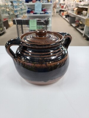 Stamped SP Ceramic Pot