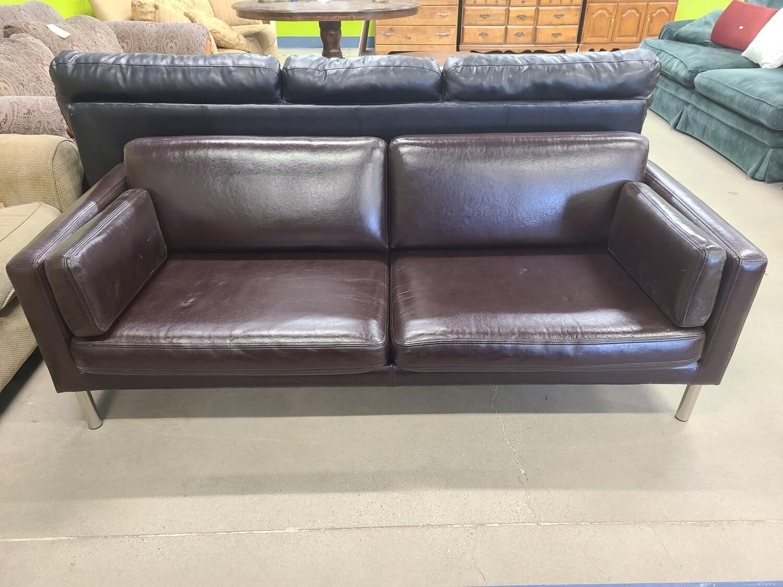 Leather Modern Sofa