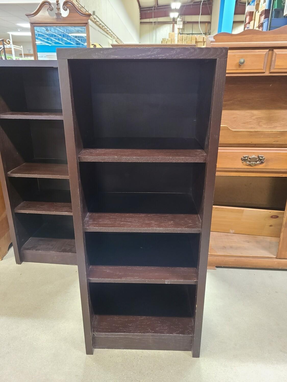 Dark Brown Bookcase