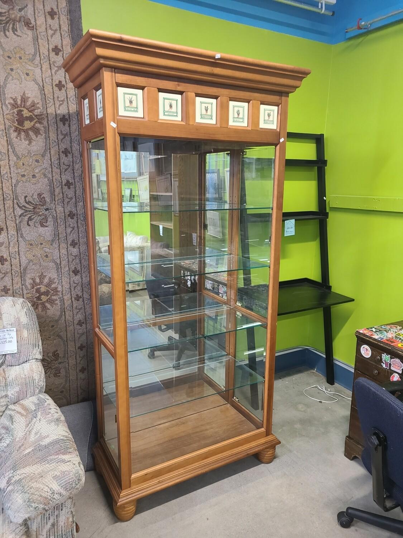 Glass Display Cabinet2