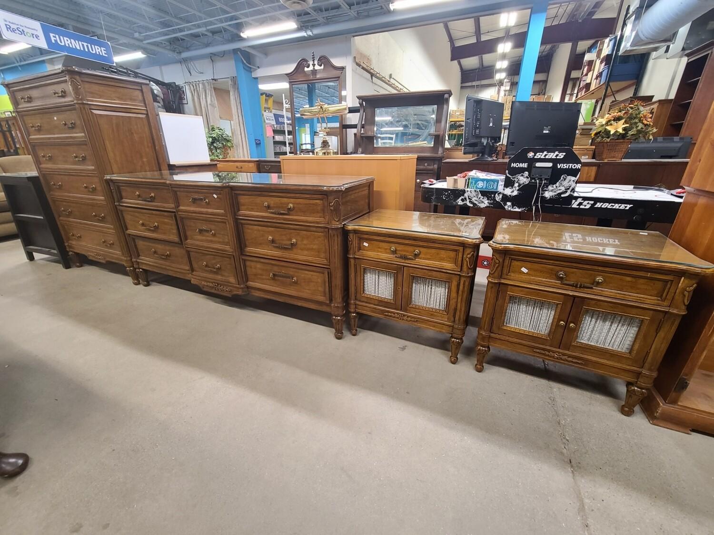 4 Piece Davis Furniture Set