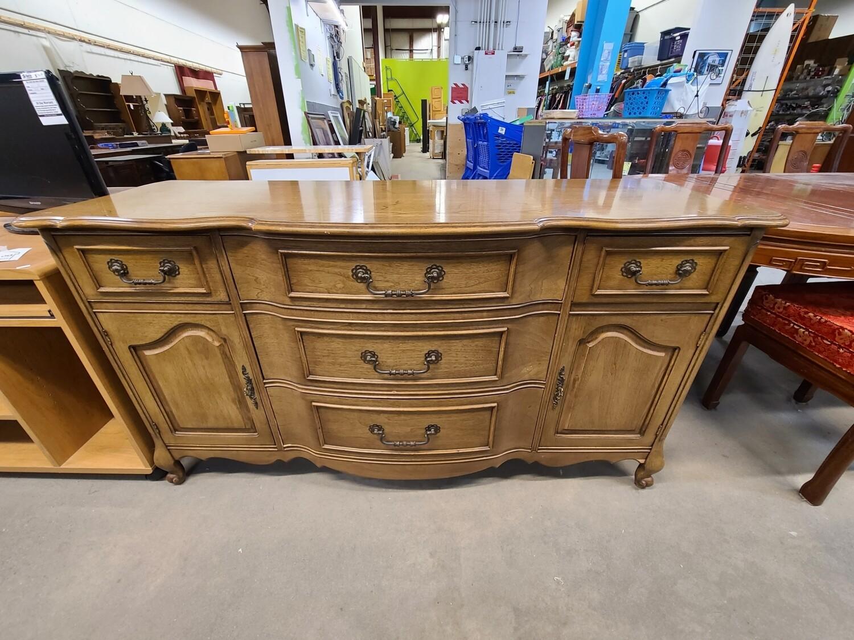 5 Drawer 2 Door Dresser