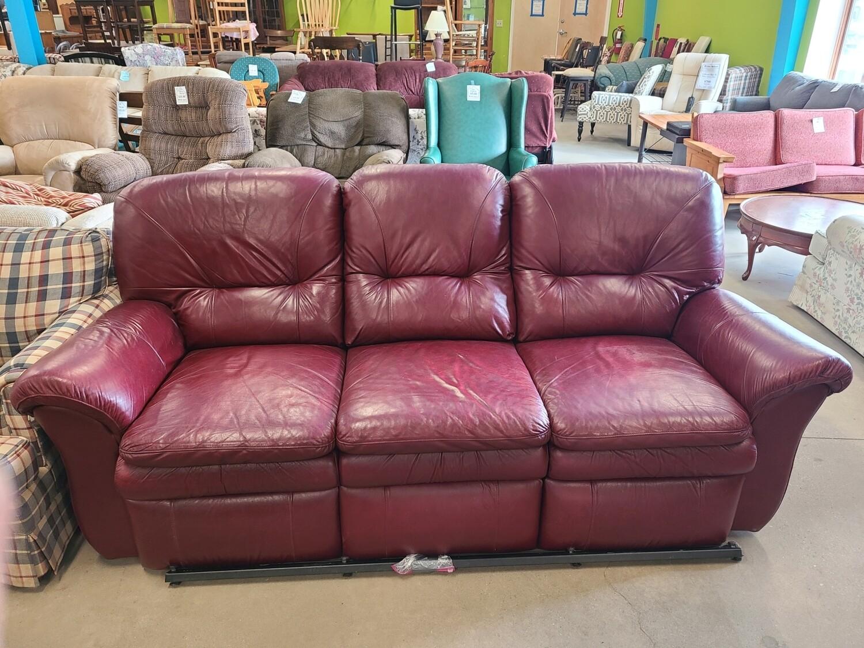 La-Z-Boy Double Recliner Sofa