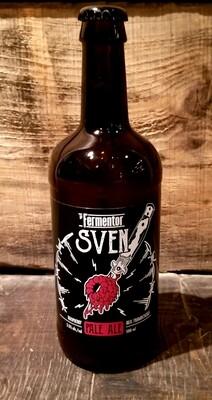 Sven (Pale Ale Aux Framboises, 5.5%) - Caisse de 12 Bouteilles de 500 ml