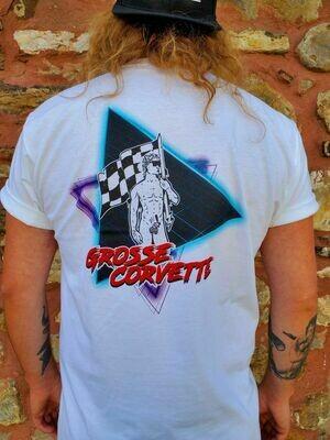 T-Shirt Grosse Corvette