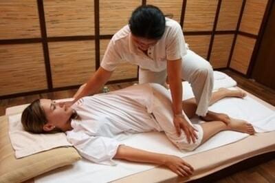Massagem Thai - Tailandesa