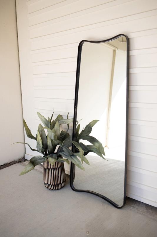 KLU1302 Organic Leaning Mirror