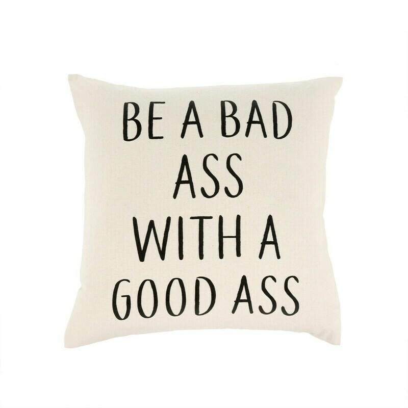1-7578-C Bad Ass Cushion 20x20