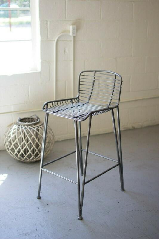 CHW1008 metal bar stool