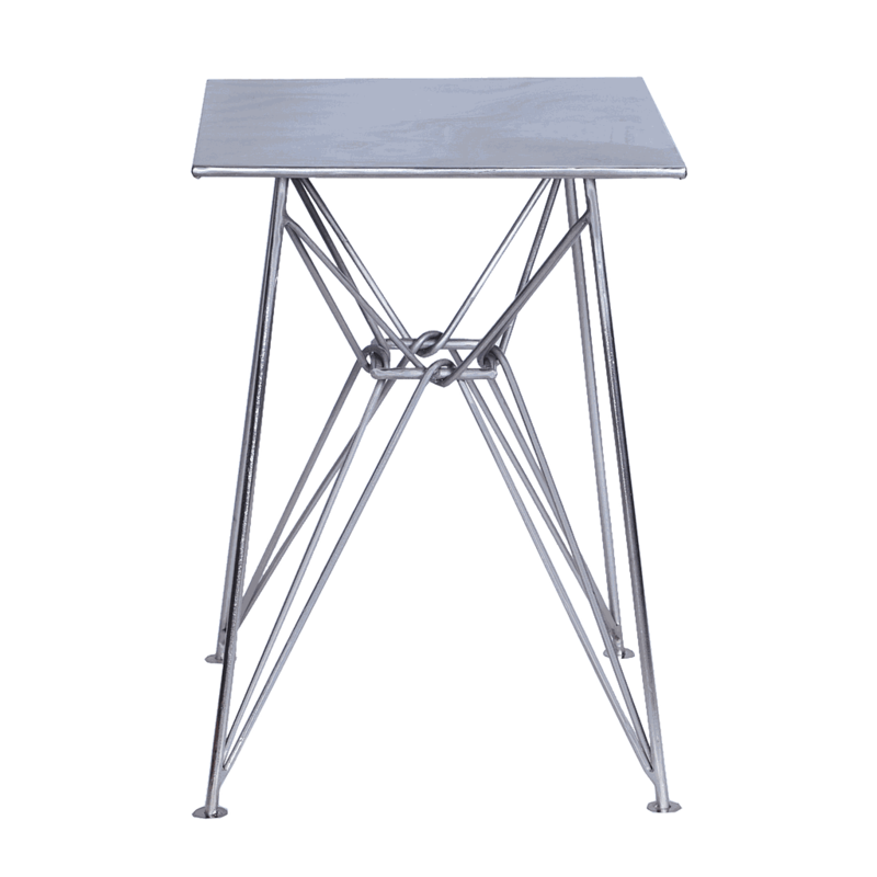 Palisades Iron Side Table NJP10132