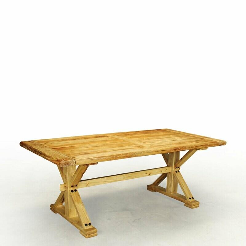 Napa Calistoga Reclaimed Wood Dining Table CHB1776