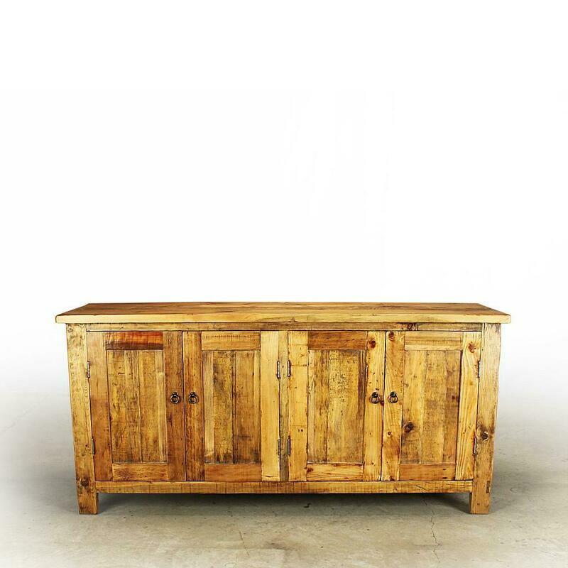 Montecito Hillcrest Reclaimed Wood Buffet