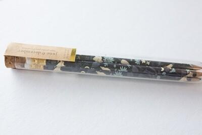 Moon Garden Pencil Set