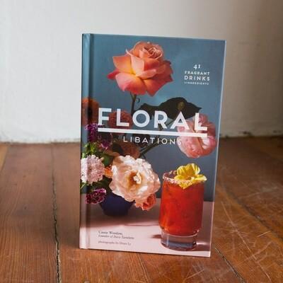 Floral Libations Book