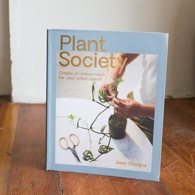 Plant Society Book