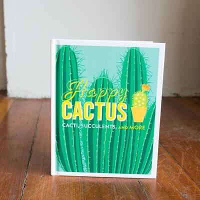 Happy Cactus Book