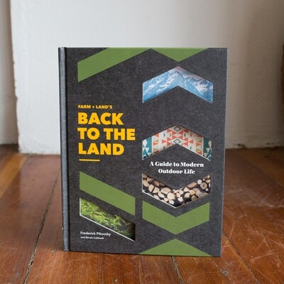 Back to the Land Book