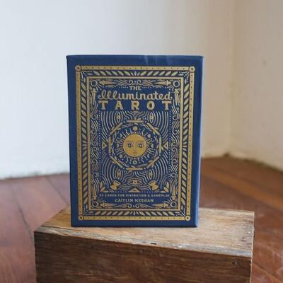 Illuminated Tarot Cards