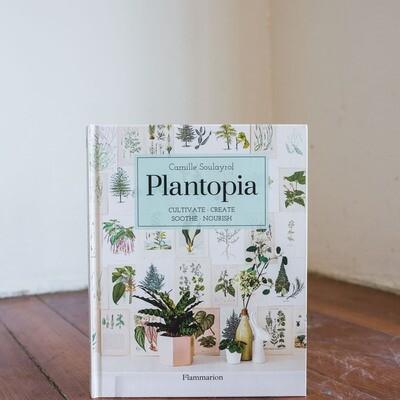 Plantopia Book