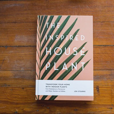 Inspired House Plant Book
