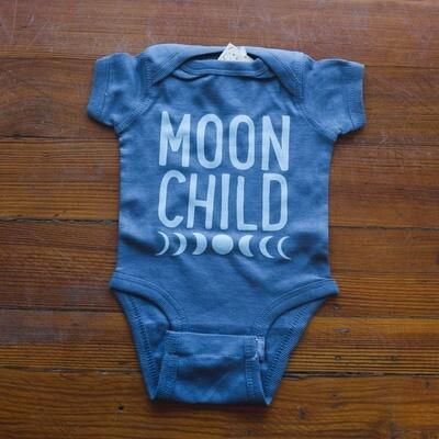 Onesie Moon Child