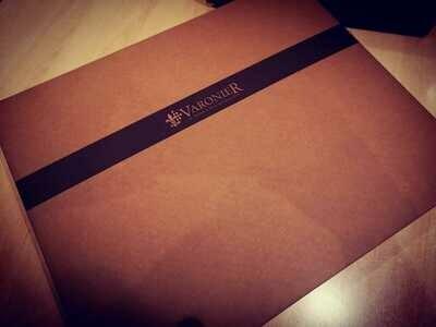 Geschenkverpackung VARONIER