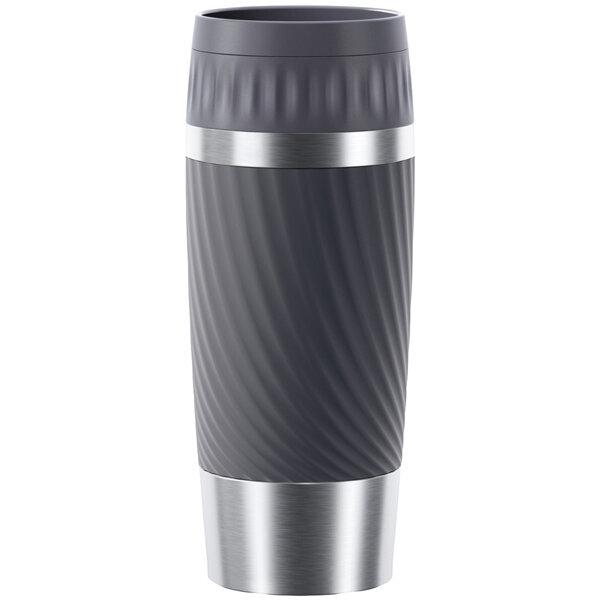 Термокружка Emsa Travel Mug Easy Twist Graphite