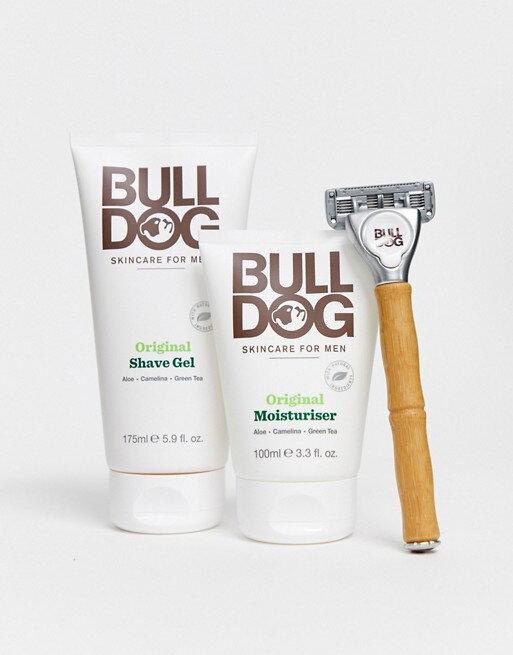 Набор средств для бритья Bulldog Expert